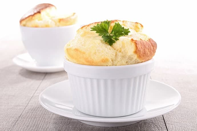 Mini Cheese Souffles are a Deserving Classic to Revive | 31Daily.com