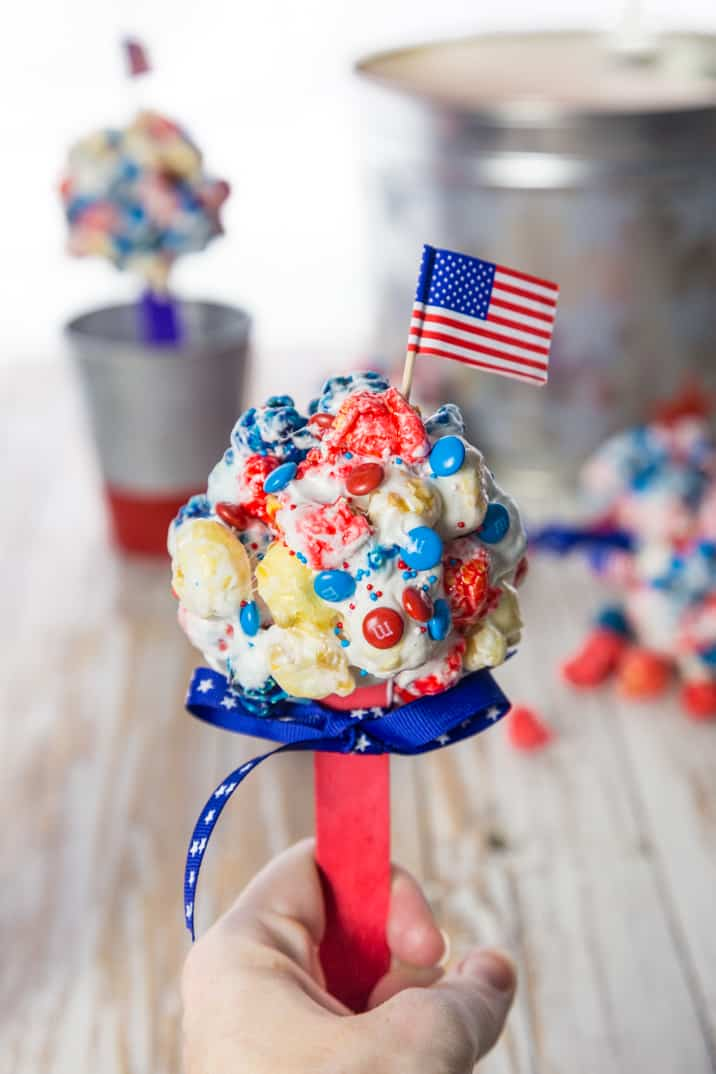 Easy Patriotic Recipes Celebrating the Red White and Blue | 31Daily.com