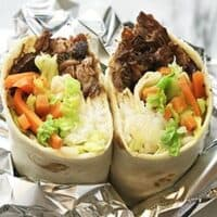 Korean BBQ Bulgogi Wraps Made Easy in the Slow Cooker | 31Daily.com