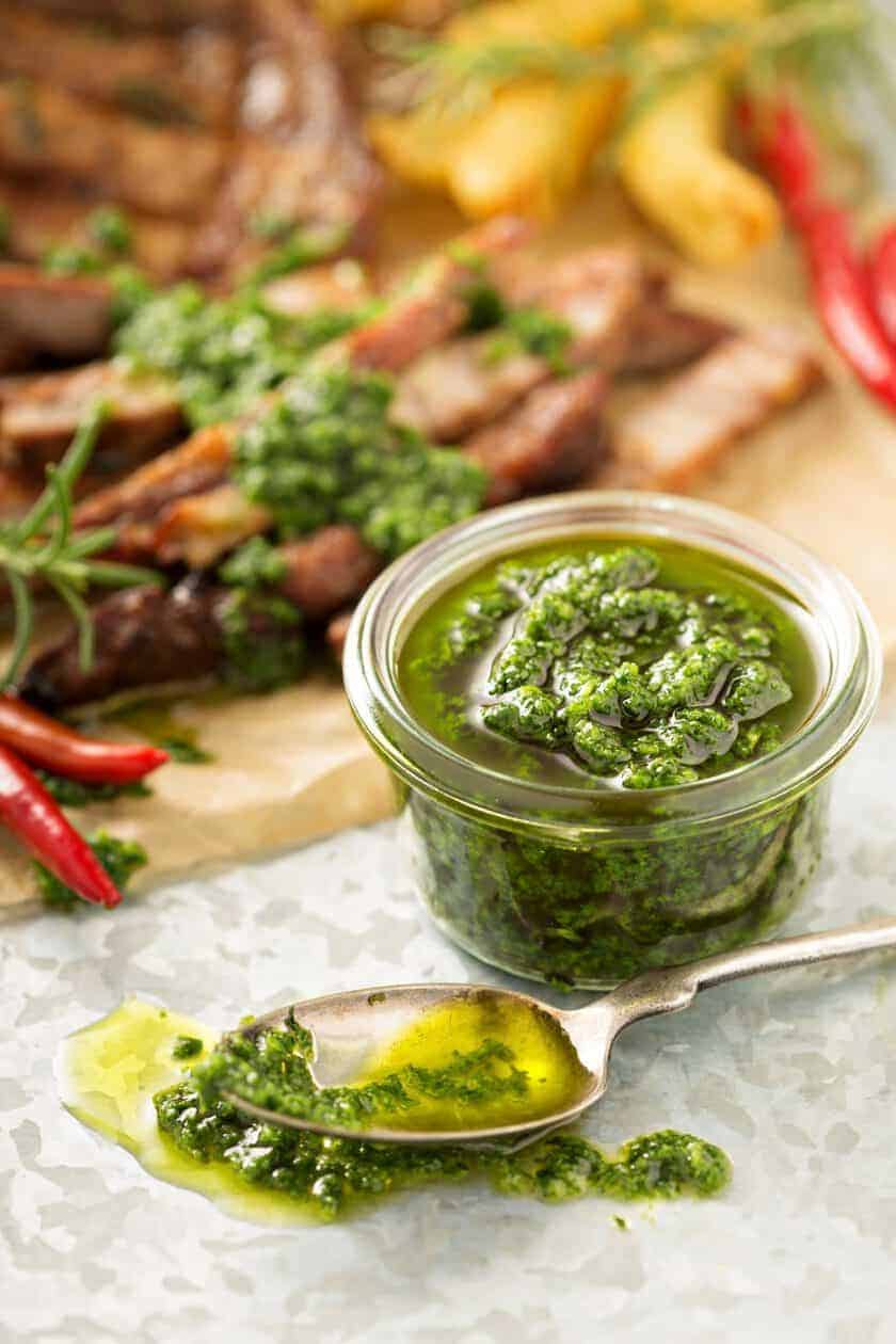 Easy Argentine Chimichurri Sauce Can Transform Your Next BBQ | 31Daily.com
