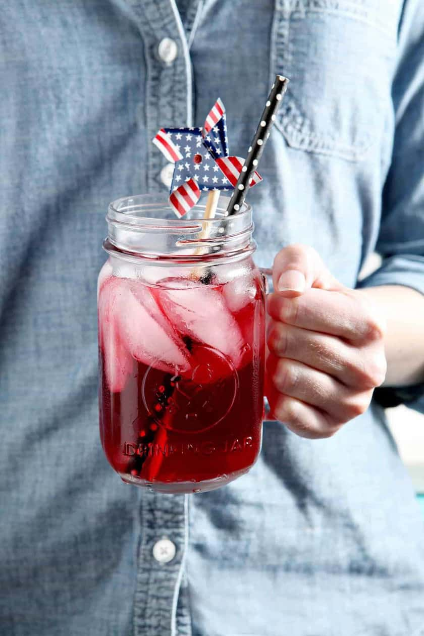 Refreshing Patriotic Beverages the Whole Family Will Love   31Daily.com