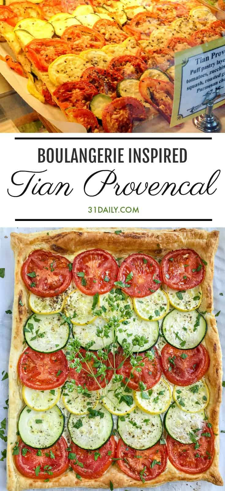 Classically French Tian Provencal | 31Daily.com