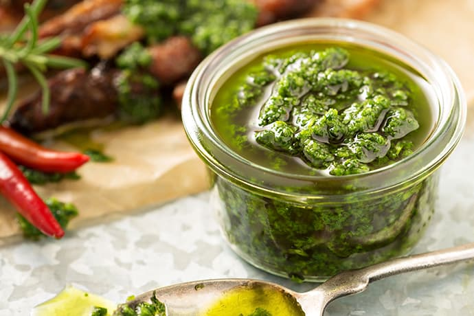 Easy Argentine Chimichurri Sauce Can Transform Your Next BBQ