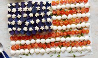 Easy and Healthy Patriotic Food Ideas | 31Daily.com