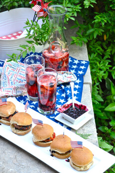 Easy and Healthy Patriotic Food Ideas | 31Daily.com