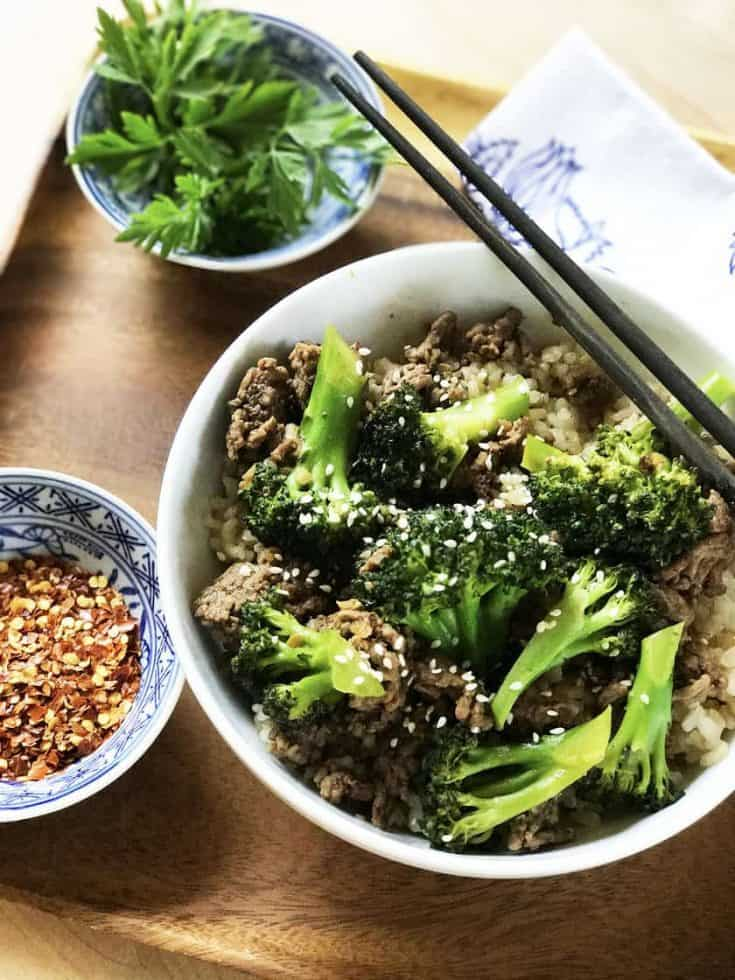 Friday: Favorite Takeout Beef and Broccoli Becomes Quick and Easy