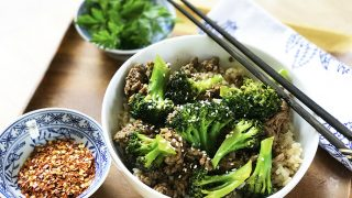 Favorite Takeout Beef and Broccoli Becomes Quick and Easy
