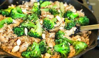 Easy 15-Minute Chicken Teriyaki with Broccoli