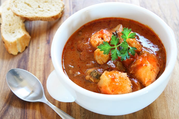 A Quick, Healthy and Simple Fish Stew | 31Daily.com