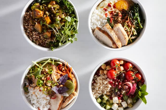 How to Make Easy Healthy Grain Bowls