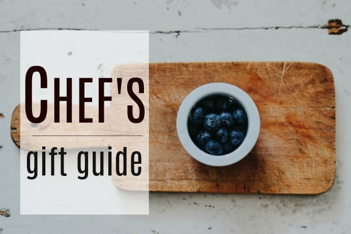 Best Gifts for the Chef | Christmas Gift Guide