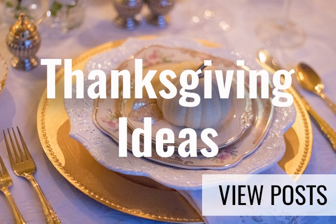Thanksgiving Ideas at 31Daily.com