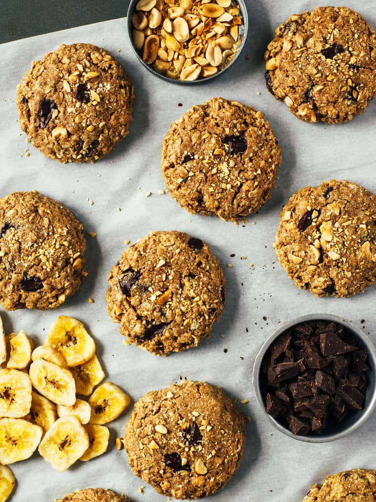 16 Healthy Cookie Recipes to Bake Guilt Free | 31Daily.com