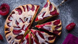 A Plum Cake You'll Want to Make Time and Again