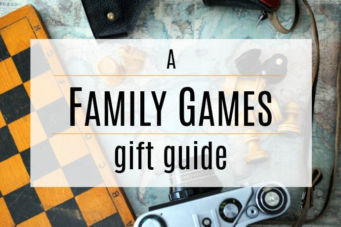 Best Family Games Christmas Gift Guide