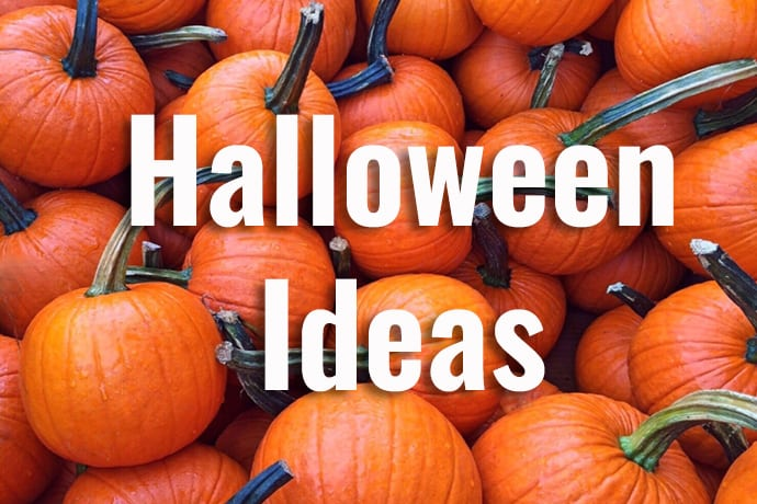 Halloween Ideas at 31Daily