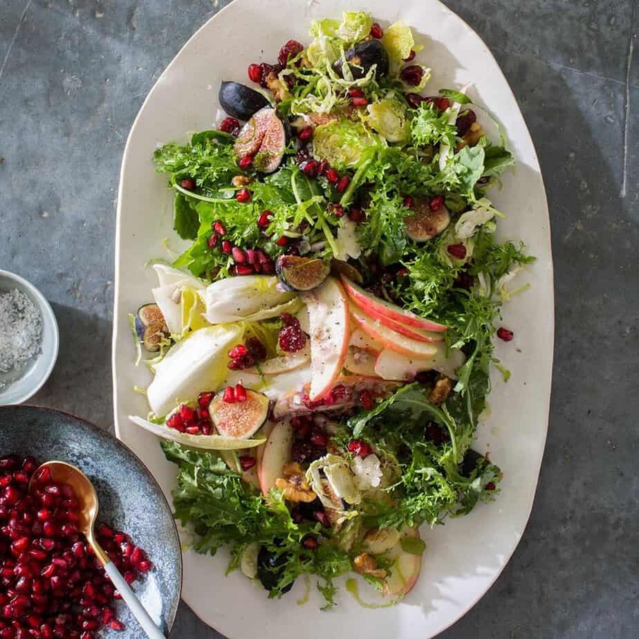 Beautiful Thanksgiving Salad Recipes that are Healthy and Delicious | 31Daily.com