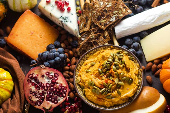 Ultimate Fall Cheese Board Guides for Thanksgiving