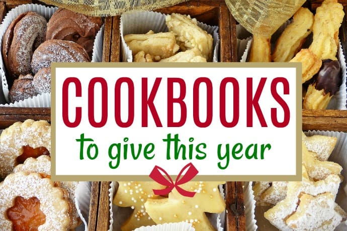 Best Cookbooks to Give This Year Christmas Gift Guide