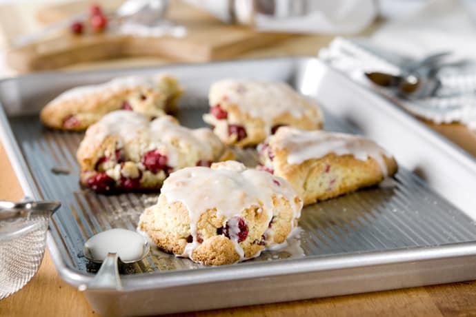 Ginger Pecan Cranberry Scones: Holiday Treats to Share | 31Daily.com