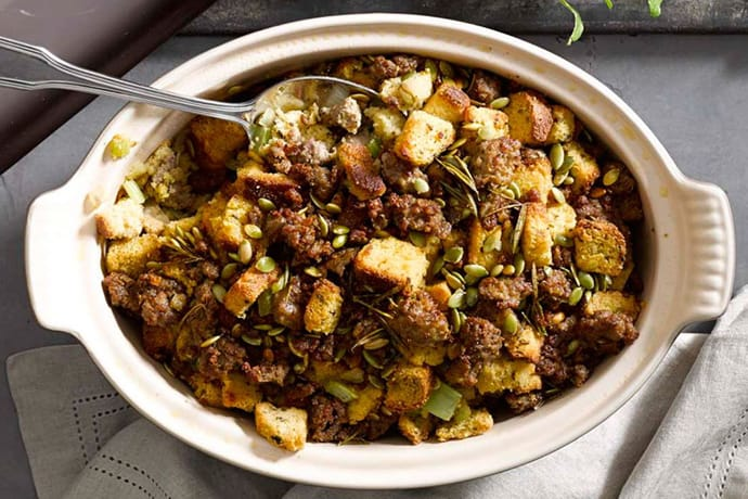 Unique Thanksgiving Stuffing Recipes