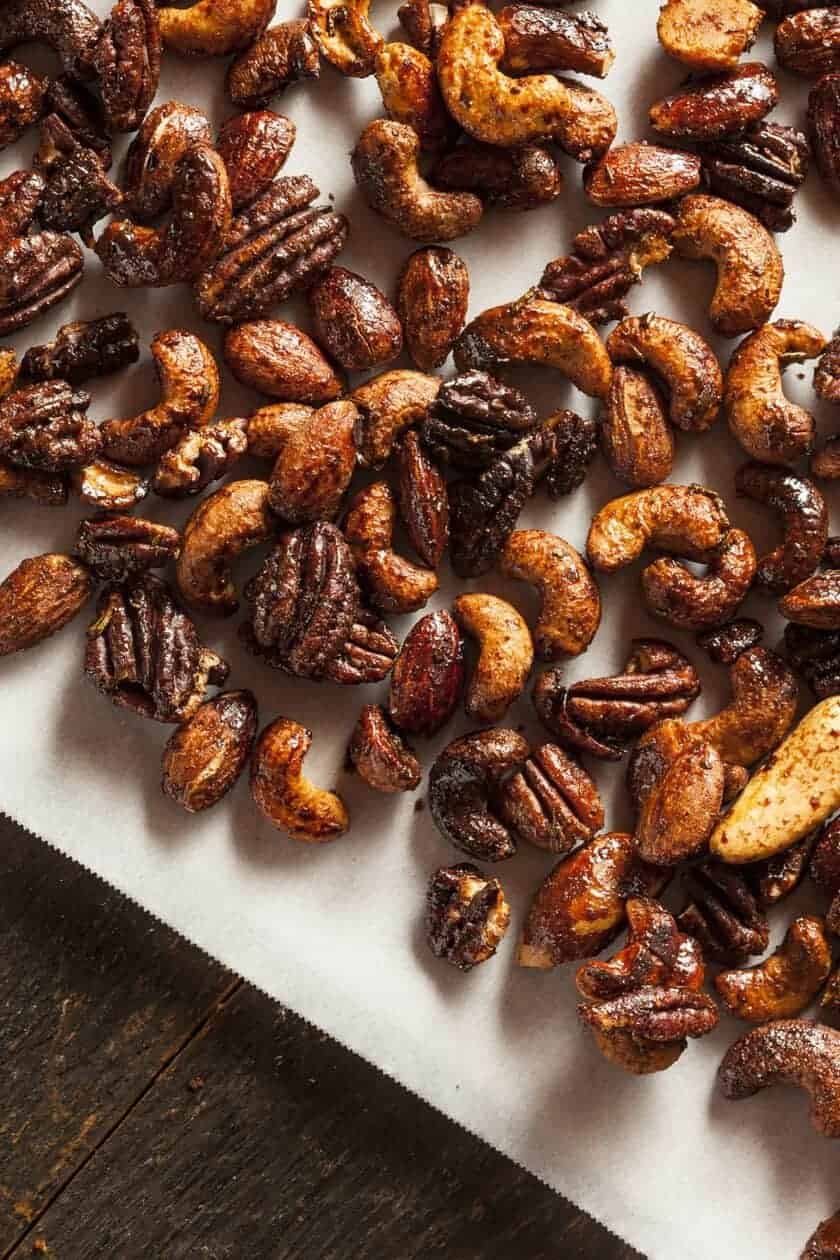 Slow Cooker Maple Spiced Nuts: An Easy Gift We Love | 31Daily.com