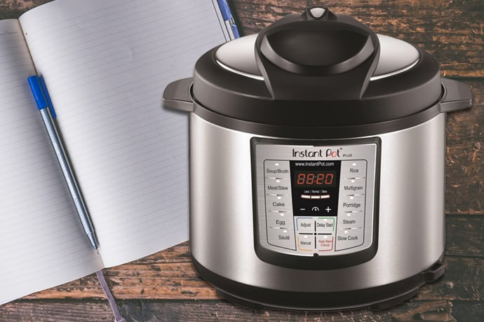 2018 Reader Survey and Instant Pot Giveaway