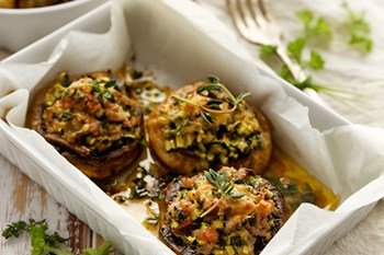 Stuffed Mushrooms: a Festive and Easy Appetizer | 31Daily.com