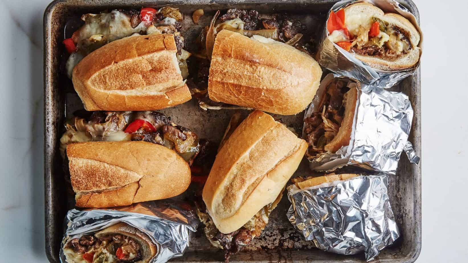 7 Ways to Make Philly Cheese Steak at Home | 31Daily.com