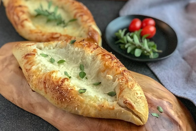 An Ooey Gooey Cheese Boat You'll Love | 31Daily.com
