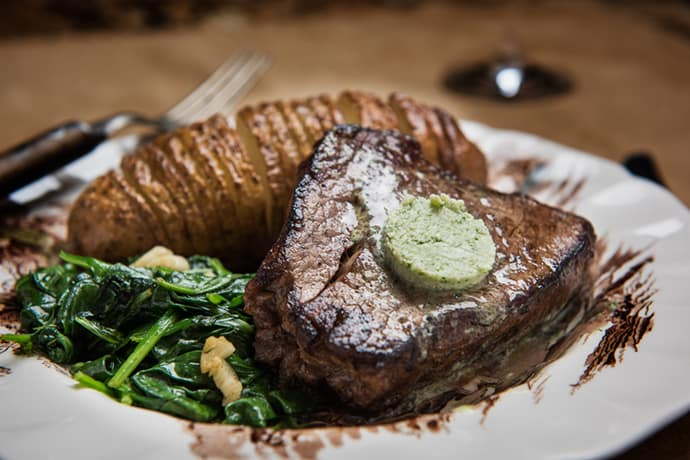 An Herb Compound Butter to Take Your Steak to the Next Level