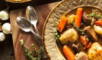 Irish Stew: an Ancient and Hearty Dish