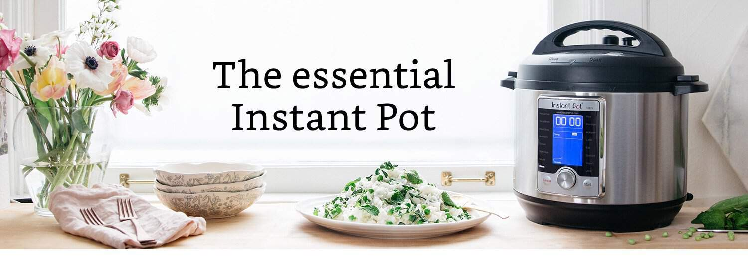 Spring Instant Pot Giveaway | 31Daily.com