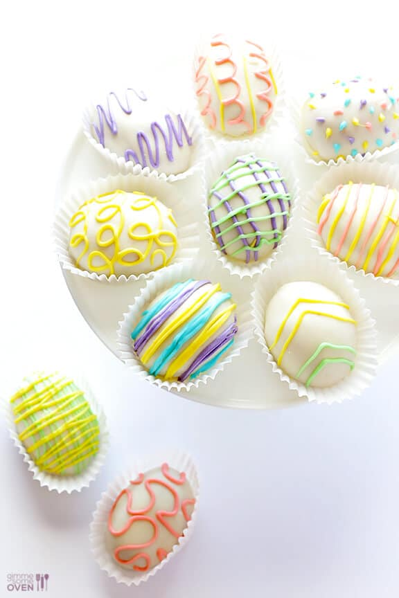 Simple and Cute Easter Treats | 31Daily.com