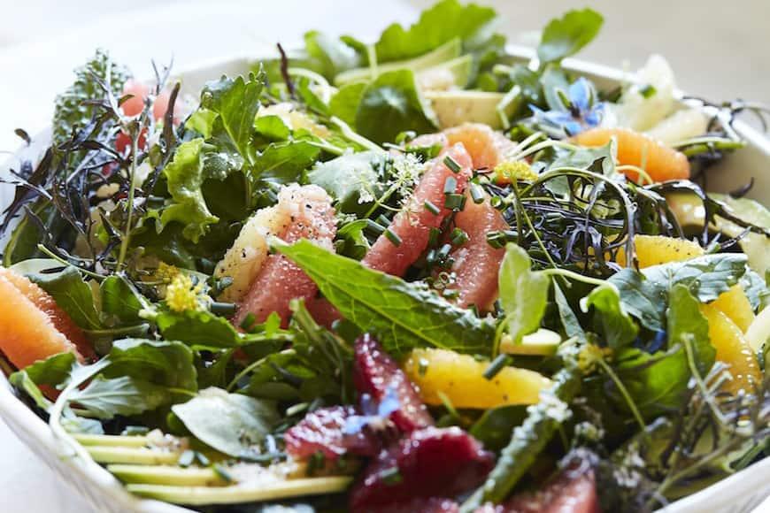 Fresh Citrus Salad for Colorful Easter Salads