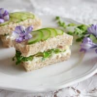 Easy Tea Sandwiches to Make Ahead | 31Daily.com