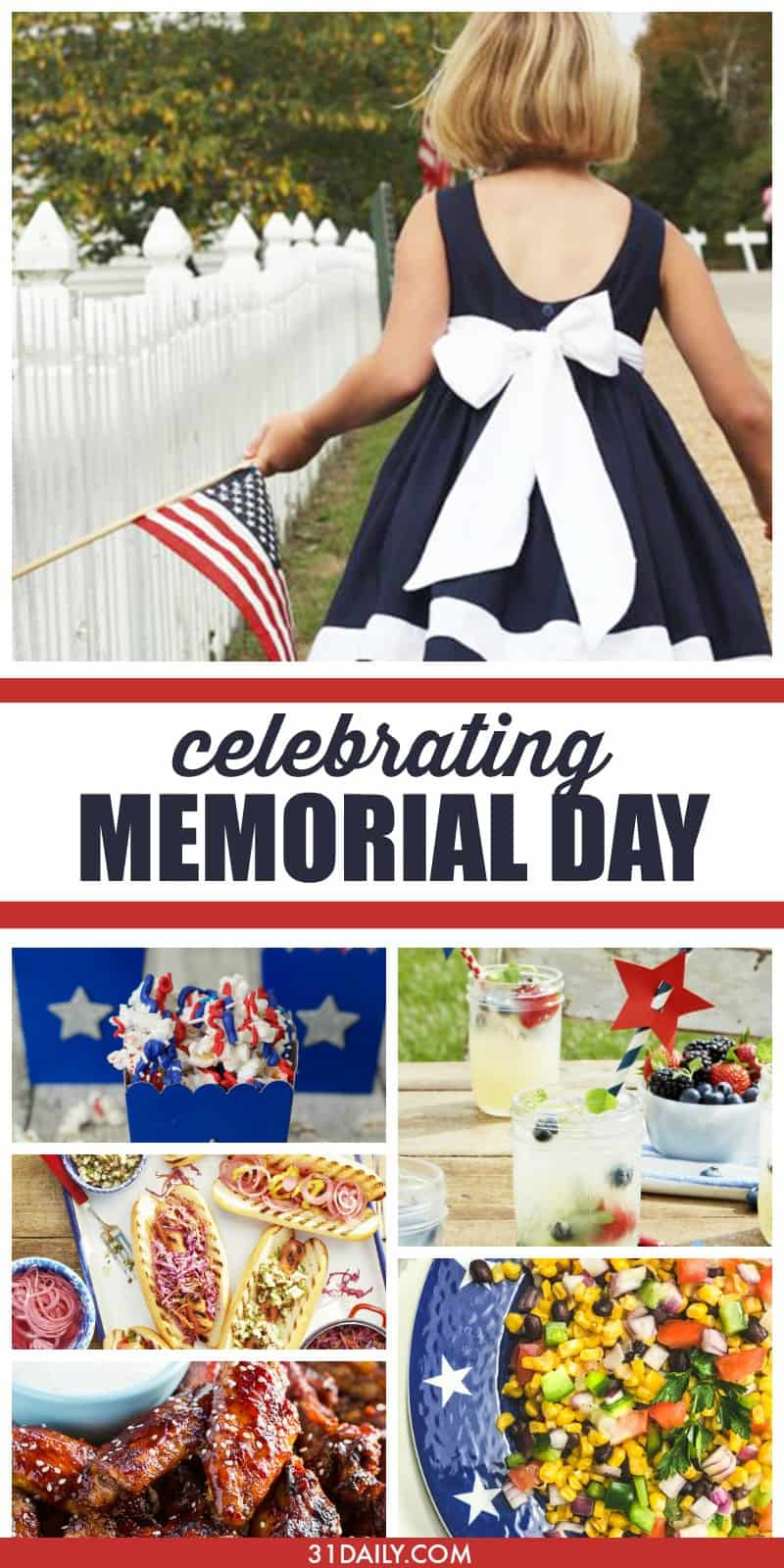 images of Memorial Day food ideas