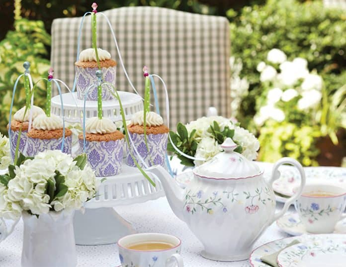 How to Serve an Easy Afternoon Tea | 31Daily.com