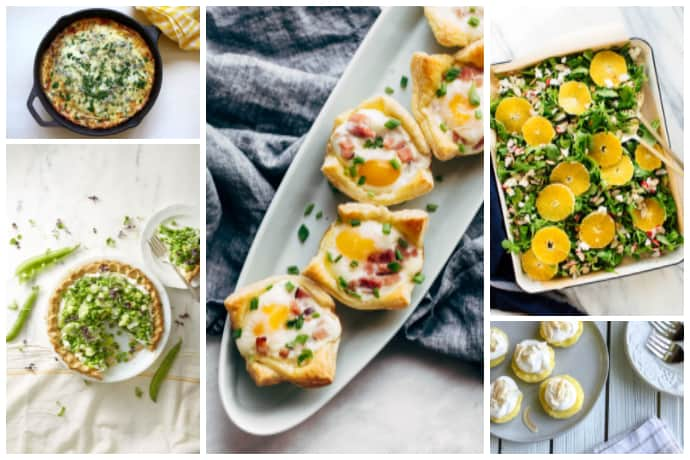 28 Easy Mother's Day Brunch Recipes