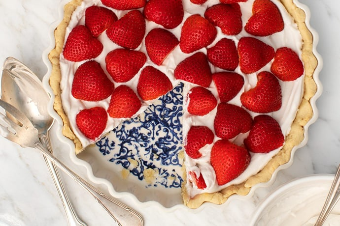 Red, White, and Blue Patriotic Recipes to Celebrate the Best of Summer | 31Daily.com