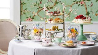 How to Serve an Easy Afternoon Tea