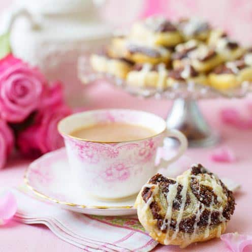 Easy Afternoon Tea Sweets Bites and Teacakes | 31Daily.com