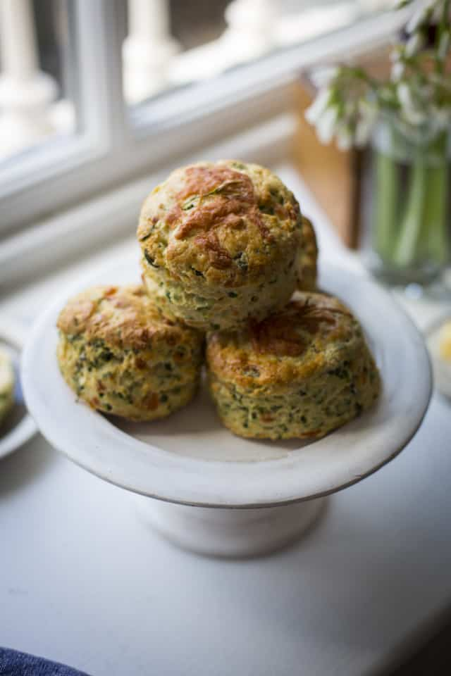 Perfect Afternoon Tea Scones Recipes that are Sweet and Savory | 31Daily.com