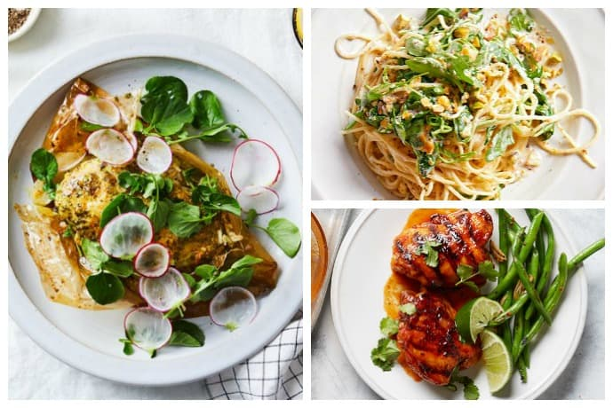 Weekly Dinner Meal Plans | 31Daily.com