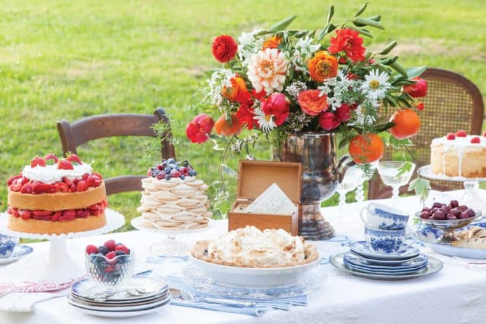 An Easy Summer Afternoon Tea Anyone Can Host | 31Daily.com