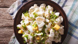 Classic Potato Salad for Delicious Summer Cookouts