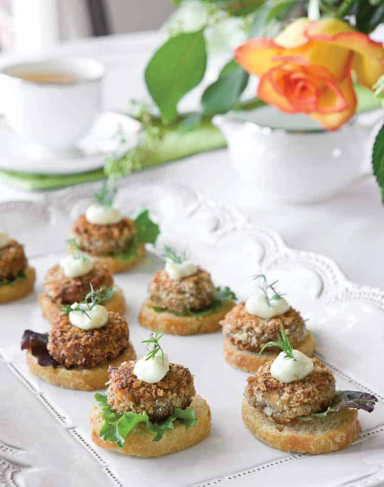 Easy Afternoon Tea Savory Bites: Recipes and Ideas