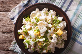 Classic Potato Salad for Delicious Summer Cookouts | 31Daily.com