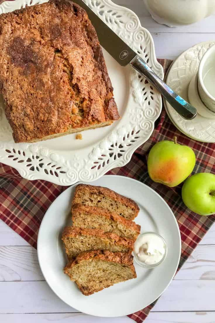 Maple Apple Banana Bread: A Treat for Fall