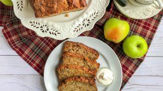 Maple Apple Banana Bread: A Treat for Fall